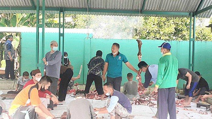 Kemenag Bangka Belitung Distribusikan Daging Kurban Langsung ke Penerima
