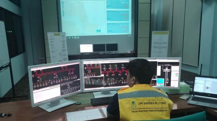 Cerita Wico, Petugas PLN yang Siaga Demi Listrik Nyala Selama Idul Adha