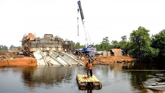 Pemerhati Publik Khawatir Jembatan Jerambah Gantung Roboh Kembali, Perlu Evaluasi Komprehensif