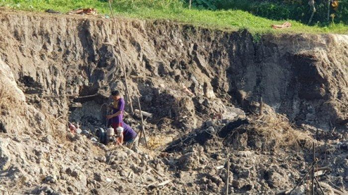 Pekerja Tambang Timah Tewas Tertimpa Batu di Bukit Sambung Giri