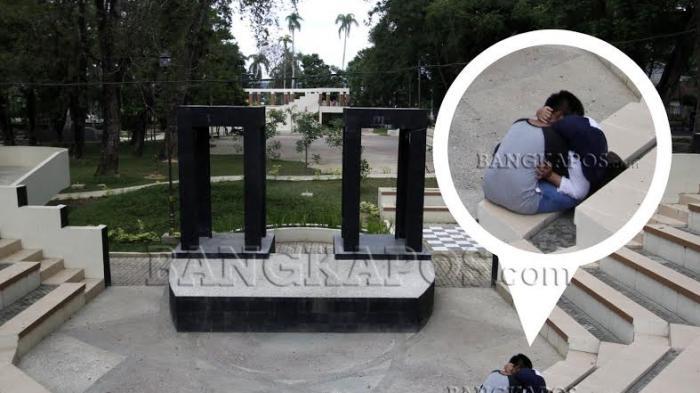 Gandhi Minta Taman Sari Dipasang CCTV