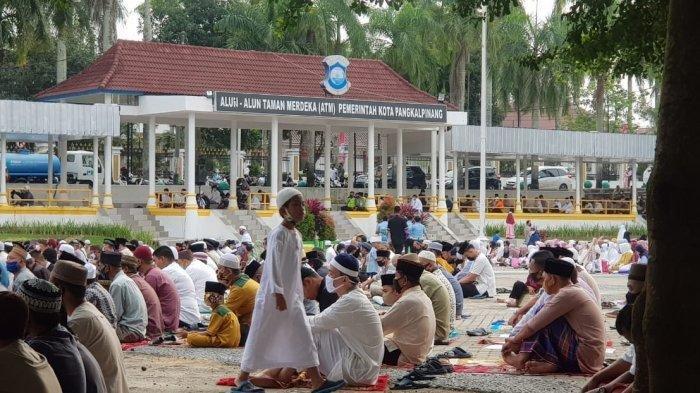 Boleh Dilakukan Tanpa Khutbah, Simak Panduan Lengkap Sholat Idul Fitri di Rumah Saat Pandemi