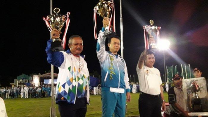 Wakil Gubernur Babel Resmi Tutup Pekan Olahraga Provinsi Bangka Belitung