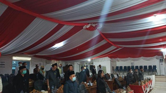 Rapat Paripurna Dibatalkan Meski Sekda Wakili Bupati Bangka Selatan