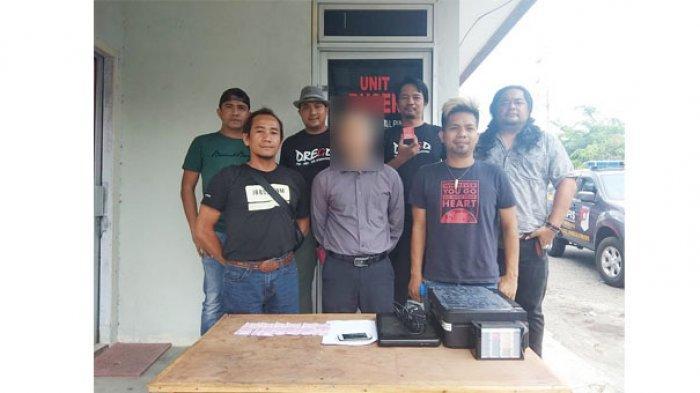 Kronologi Penangkapan Pengedar Uang Palsu di Pangkalpinang, Begini Aksi Pelakunya