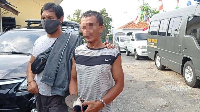 Sedang Asik Mabuk, Pencuri Puluhan Dus Mi Instan Dibekuk Tim Naga