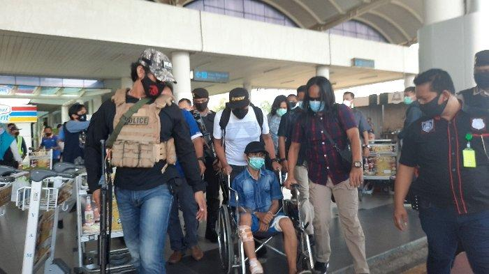 Tim Gabungan Tangkap Pelaku Pembunuh Ayu Carla Saat Tidur, Yahya 'Dihadiahi' Tiga Tembakan di Kaki