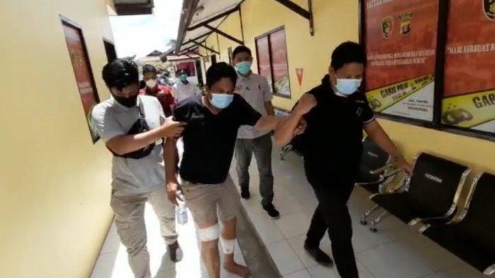 RA, Pembunuh Sadis yang Buang Korban di Kolam Buaya di Berau Diancam Hukuman Mati, Dijerat Pasal ini