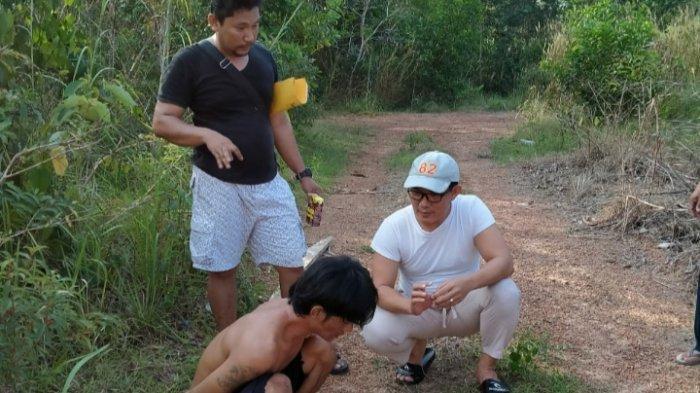 Penyalahguna Narkoba Kabur ke Hutan Saat Digerebek