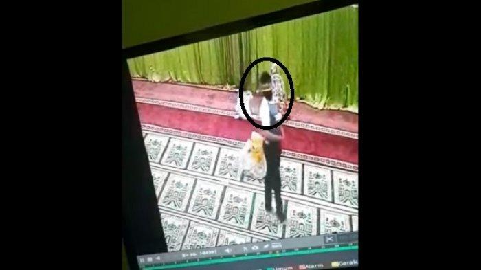 BREAKING NEWS Polisi Tangkap Diduga Pelaku Pelecehan Anak di Masjid Kota Pangkalpinang