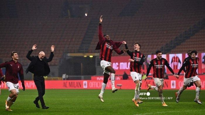 BERITA LIGA ITALIA AC Milan Kokoh, Inter Milan Sukses, Juventus Tutup Akhir Tahun dengan Kekalahan