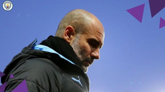 Warganet Prediksi Pep Guardiola Akan Pergi Setelah Manchester City Dilarang Tampil di Liga Champions