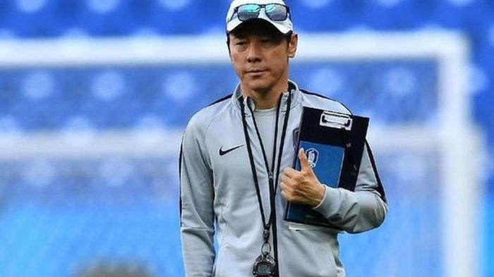 Shin Tae-yong Pernah ke Piala Dunia, Dia Pilih 28 Pemain U-19 Indonesia dan Coret Beberapa Orang