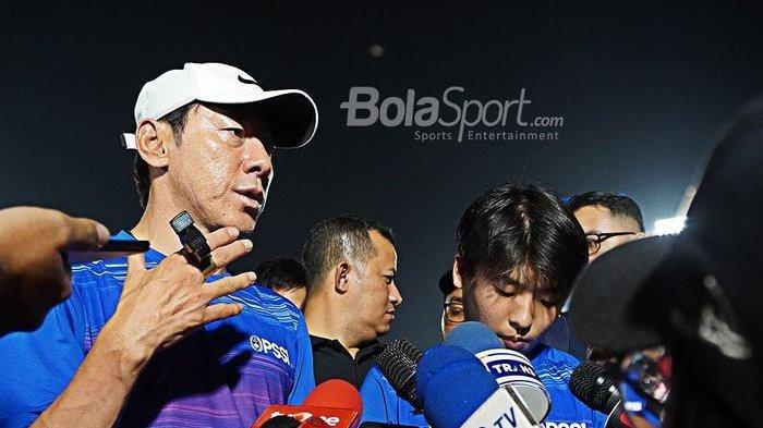 Akhirnya Shin Tae-yong Buka Suara soal Pemanggilan 4 Pemain U-19 ke Timnas Indonesia Senior