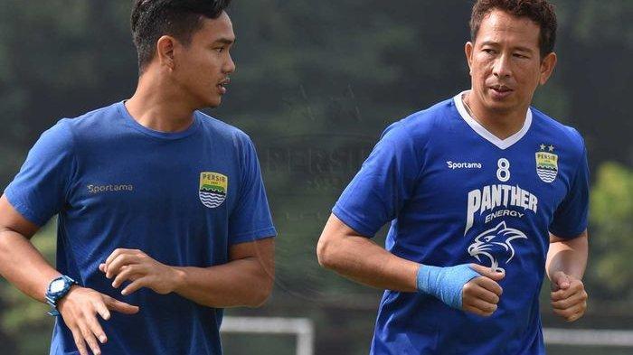 Pengakuan Kiper Persib Bandung:  Cristian Gonzalez Adalah Striker Paling Ia Takuti