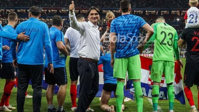 BEST Eleven Ala Marko Simic, Ada Nama Cristiano Ronaldo, Lionel Messi hingga Makelele