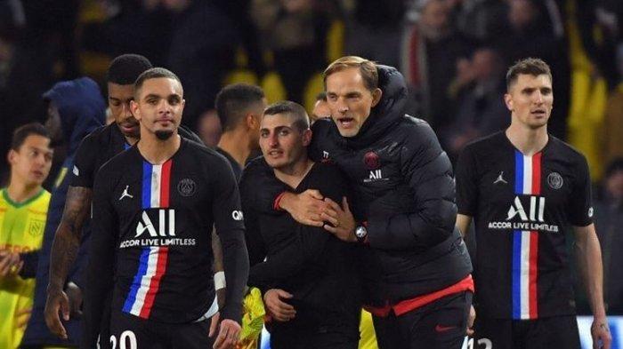 PSG Vs Bayern Muenchen, Akhir Penantian Gelandang Berkebangsaan Italia