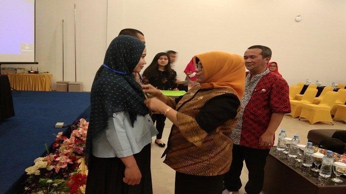 Dinas Pariwisata Berikan Pelatihan Tata Kelola Pariwisata untuk Karang Taruna se Kota Pangkalpinang