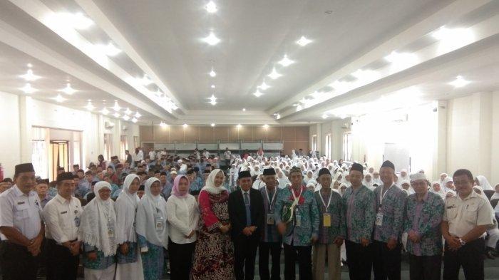 Besok, Kemenag Bangka Belitung Lepas 450 Jemaah Haji