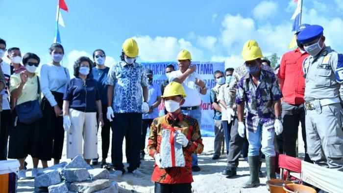 Perusahaan Dayat Bangun Cold Storage untuk Udang Vaneme Pertama di Kabupaten Bangka, Ini Kata Mulkan