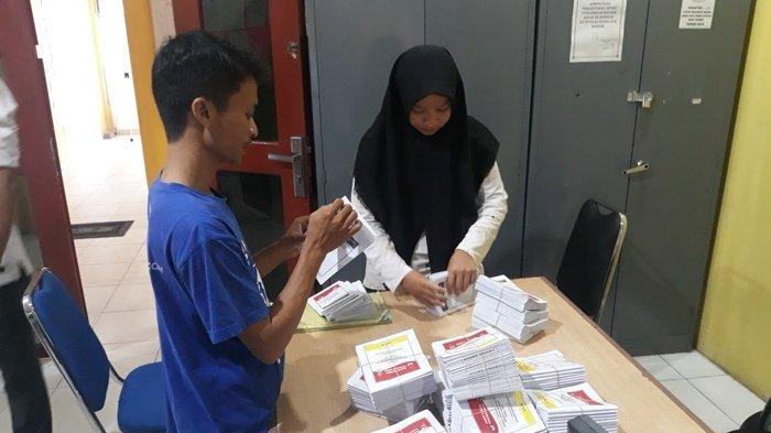 Logistik Pemilihan Suara Ulang Bangka Tengah Telah Diterima KPU