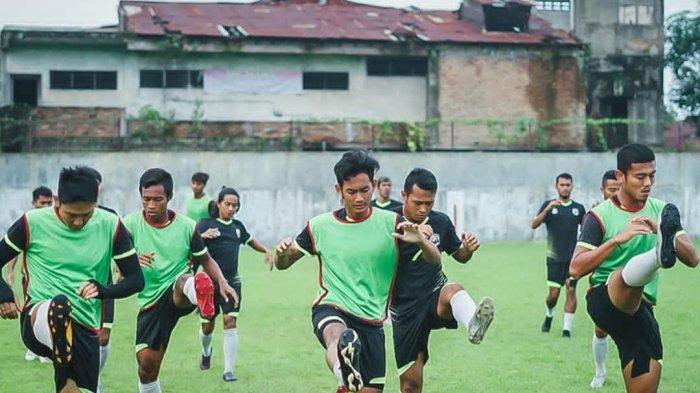 Riski Novriansyah Jadi Ujung Tombak, Berikut Susunan Pemain Babel United FC vs PSMS Medan