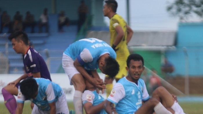 Misi Babel United FC Pepet Papan Atas, Ini Klasemennya