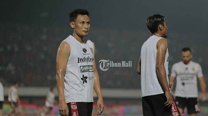 Pemain Bali United Ini Siap Kembali Gabung Latihan, Setelah Diberlakukan New Normal