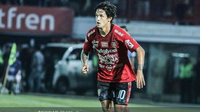 Fix, Irfan Bachdim Tinggalkan Bali United dan Gabung PSS Sleman