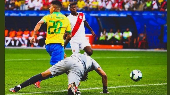 Kabar Mengejutkan Datang dari Timnas Brasil Jelang Final Copa America 2019 Lawan Peru