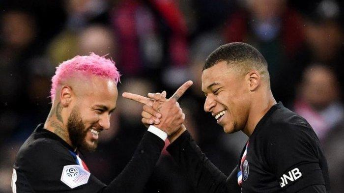 Final Liga Champions PSG vs Bayern, Kylian Mbappe dan Alphonso Davies Bakal Jadi Sorotan