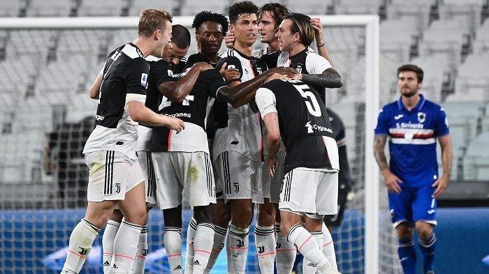 Nama-nama Pemain Juventus Untuk Liga Champions 2020/2021, Ada 3 Penyerang Selain Ronaldo