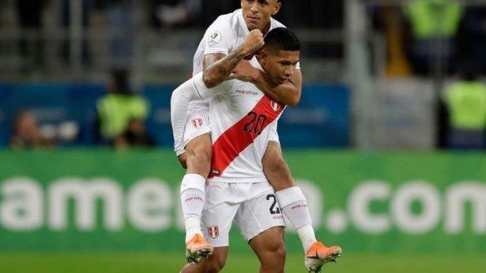 Chile Tertinggal 2 Gol Dalam Jual Beli Serangan dengan Peru di Semifinal Copa America 2019