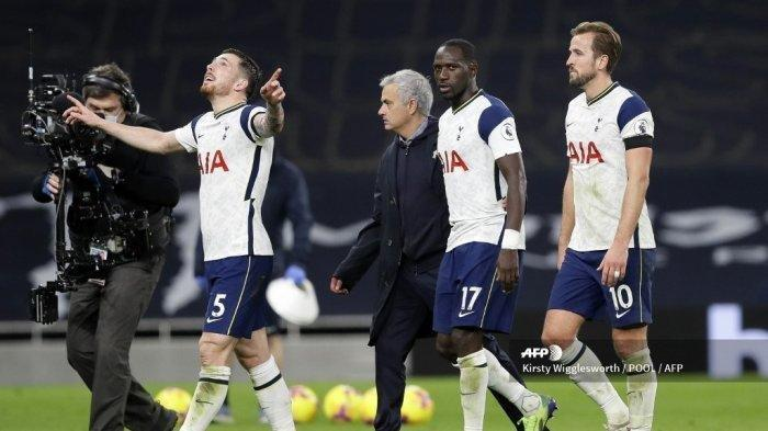 Berita Liga Inggris, Hajar Manchester City, Tottenham Hotspur Geser Chelsea dari Puncak Klasemen