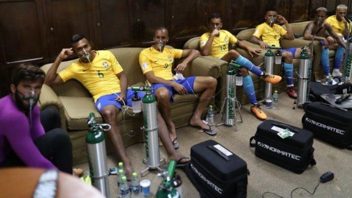 Inilah 15 Nama Pemain yang Akan Diboyong Pelatih Timnas Brasil ke Piala Dunia 2018