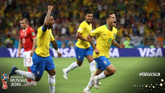 Gol Coutinho Tidak Sah, Brasil Ditahan Imbang Venezela di Penyisihan Grup A Copa America 2019