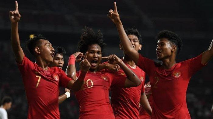 Inilah Timnas U-19 Indonesia yang Akan Tampil di Piala Dunia U-20 2021