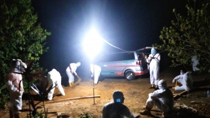 Anggota DPRD Babel Positif Covid-19, Dikuburkan Tengah Malam, Berikut Riwayat Perjalanannya