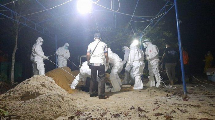 UPDATE Kasus Meninggal Dunia Akibat Covid-19 di Bangka Belitung Meningkat Menjadi 14 Orang