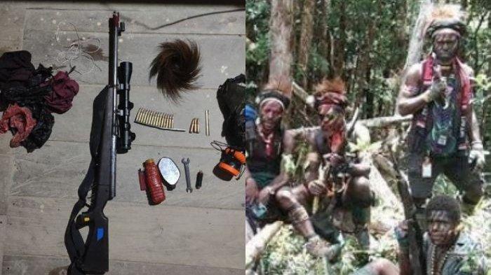 Naftali Tipagau, Si Pemasok Senjata & Amunisi untuk KKB Papua Ditangkap, Pelaku Sekretaris Umum KNPB