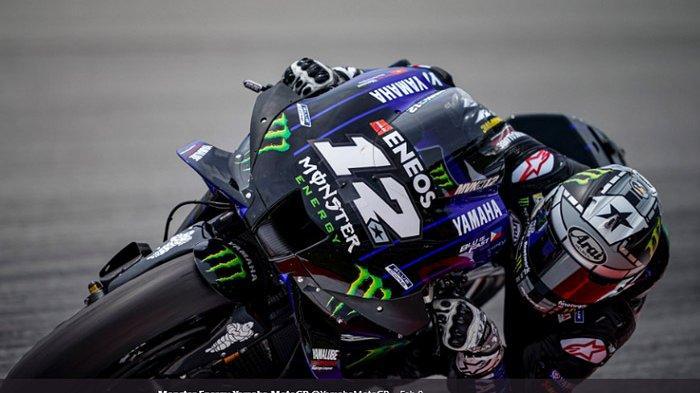 Pernah Finish di Urutan Kelima, Vinales Sudah Pesimistis Jelang MotoGP Eropa