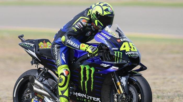 PROFIL Lengkap Valentino Rossi The Doctor Legenda MotoGP