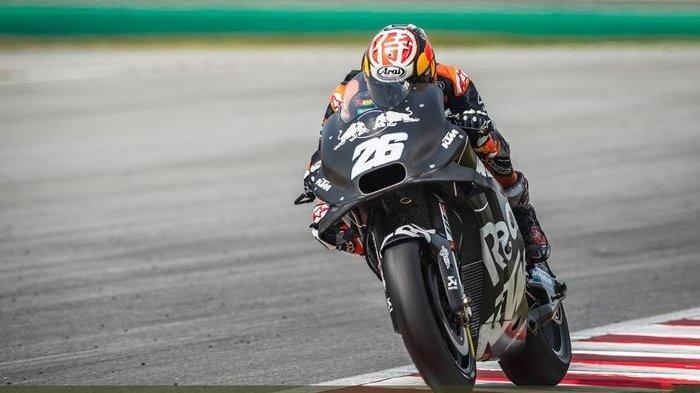 Dani Pedrosa Siap Kembali Ke MototGP sebagai Pembalap Penuh
