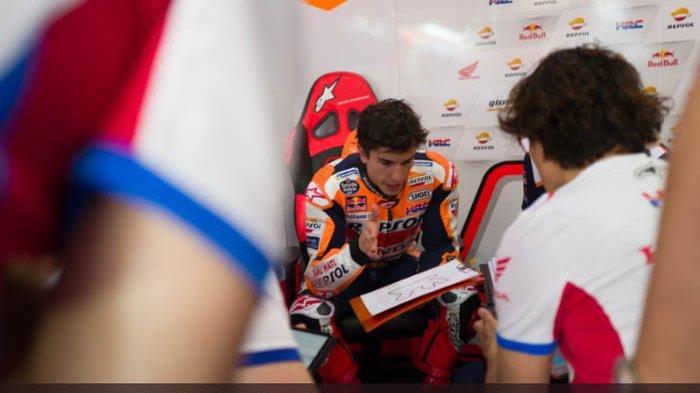 Marquez Sudah Temukan Masalah Motornya di Hari Terakhir Tes Pramusim MotoGP 2020