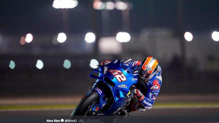 Meski Tanpa Mac Marquez, Alex Rins Sebut Juara Dunia MotoGP 2020 Tetap Valid