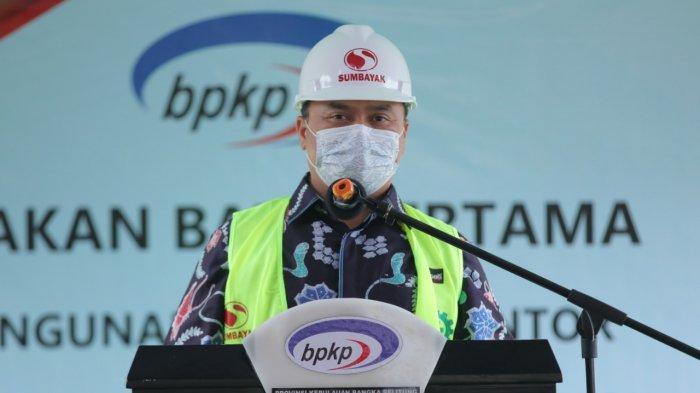 BMKG Tetapkan Bangka Belitung Berstatus Siaga Satu, Gubernur Minta Warga Waspada