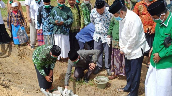 Bupati Sumbang Rp 50 Juta untuk Gedung PCNU Bangka Selatan
