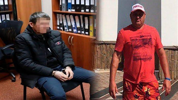 Pembantu bernama Sharofiddin Amirov melancarkan aksi pembunuhan saat majikannya Sergey Malakhov tidak ada di rumah (VK)