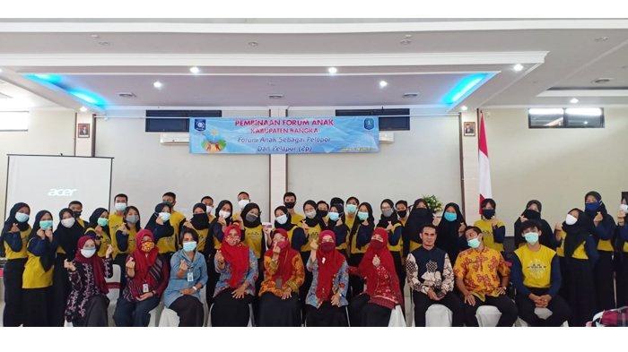 Pemprov Bangka Belitung Konsisten Penuhi Hak Partisipasi Anak