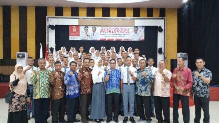 32 Putra-Putri Daerah Mulai Pemusatan dan Pelatihan Paskibraka 2018 Babel